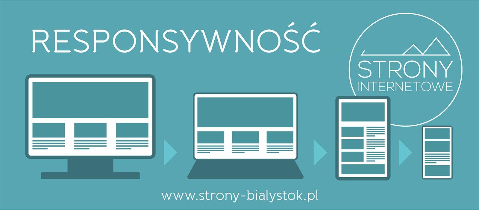 Białystok - Responsywne strony internetowe